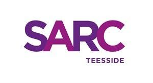 SARC Teesside purple logo.