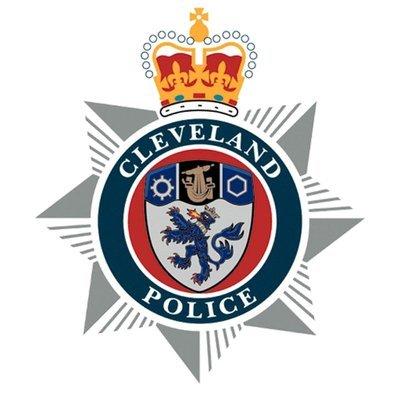 Cleveland Police crest.