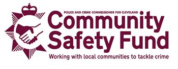 Community Safety Fund logo.