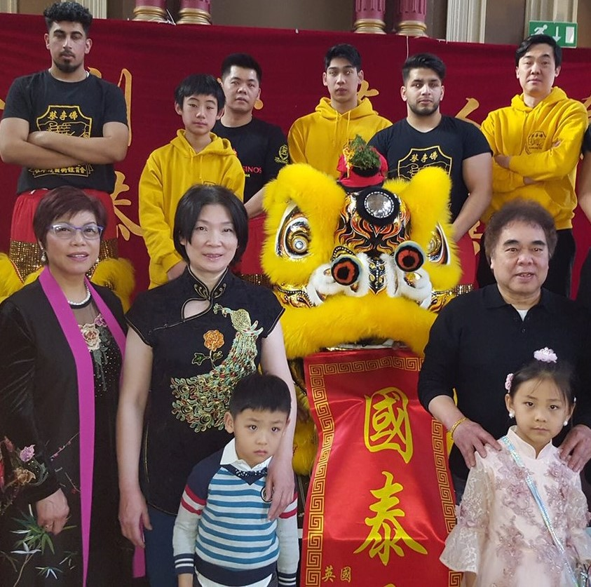 hartlepool chinese new year celebrations and costumes