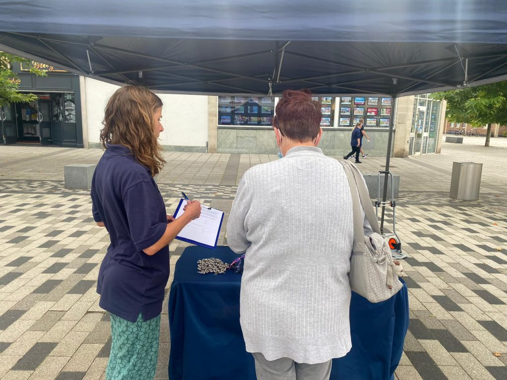 consultation in the community