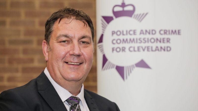 PCC Steve Turner