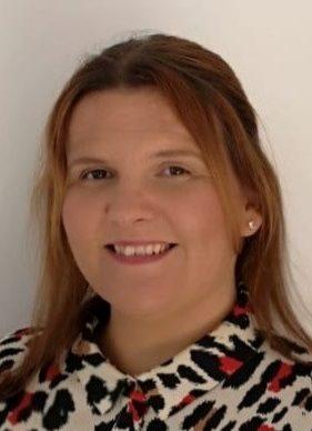 Lisa Oldroyd smiling.